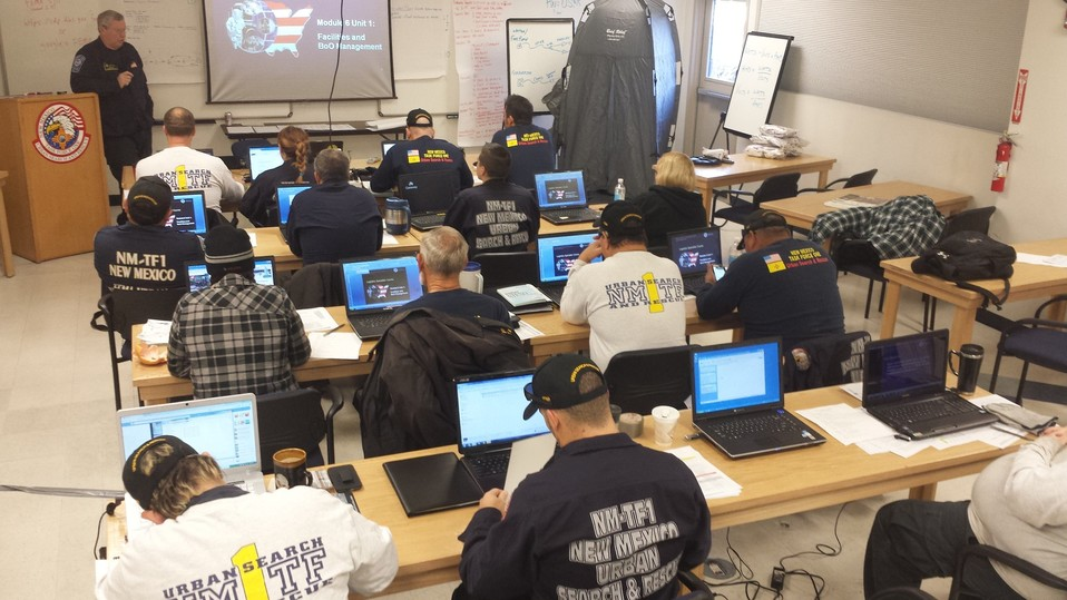 Logistics Specialist Training @ NM-TF1 November 10th thru 14th 2014