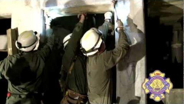 Urban Search & Rescue Disaster Drill