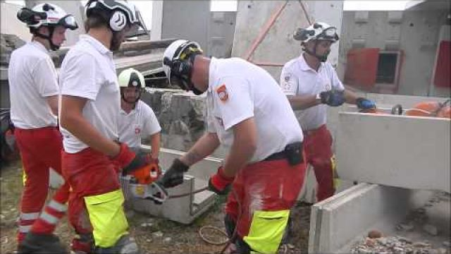 Arbeiter Samariter Bund Österreichs - ASBÖ RRT MUSAR technical training