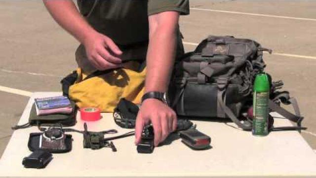 USAR Personal Kits