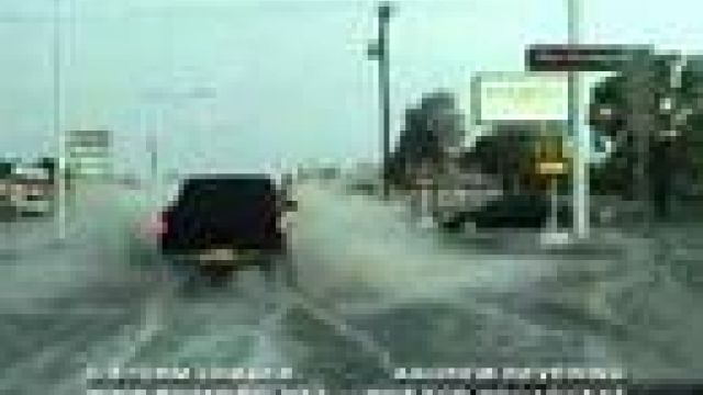 Flash Flooding in Carlsbad, NM