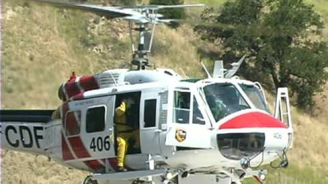 Monterey County USAR: High Angle & Helicopter Rescue