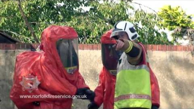 Norfolk Fire and Rescue Service -  Technical Rescue.mov