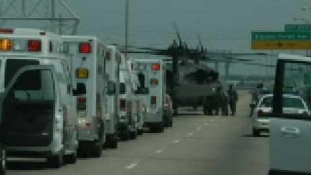 Hurricane Katrina Deployment