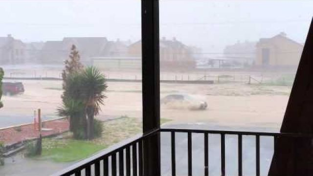 Carlsbad new mexico flooding 9/19/2014