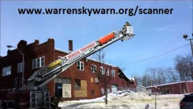 Morristown Building Collapse - 2/20/2014